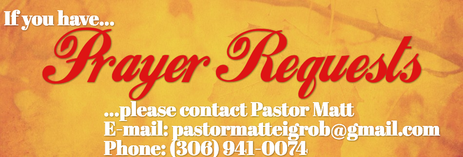 Thanksgiving Fall Christian Web Banner